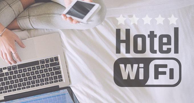 εγκατάσταση wifi σε ξενοδοχείο