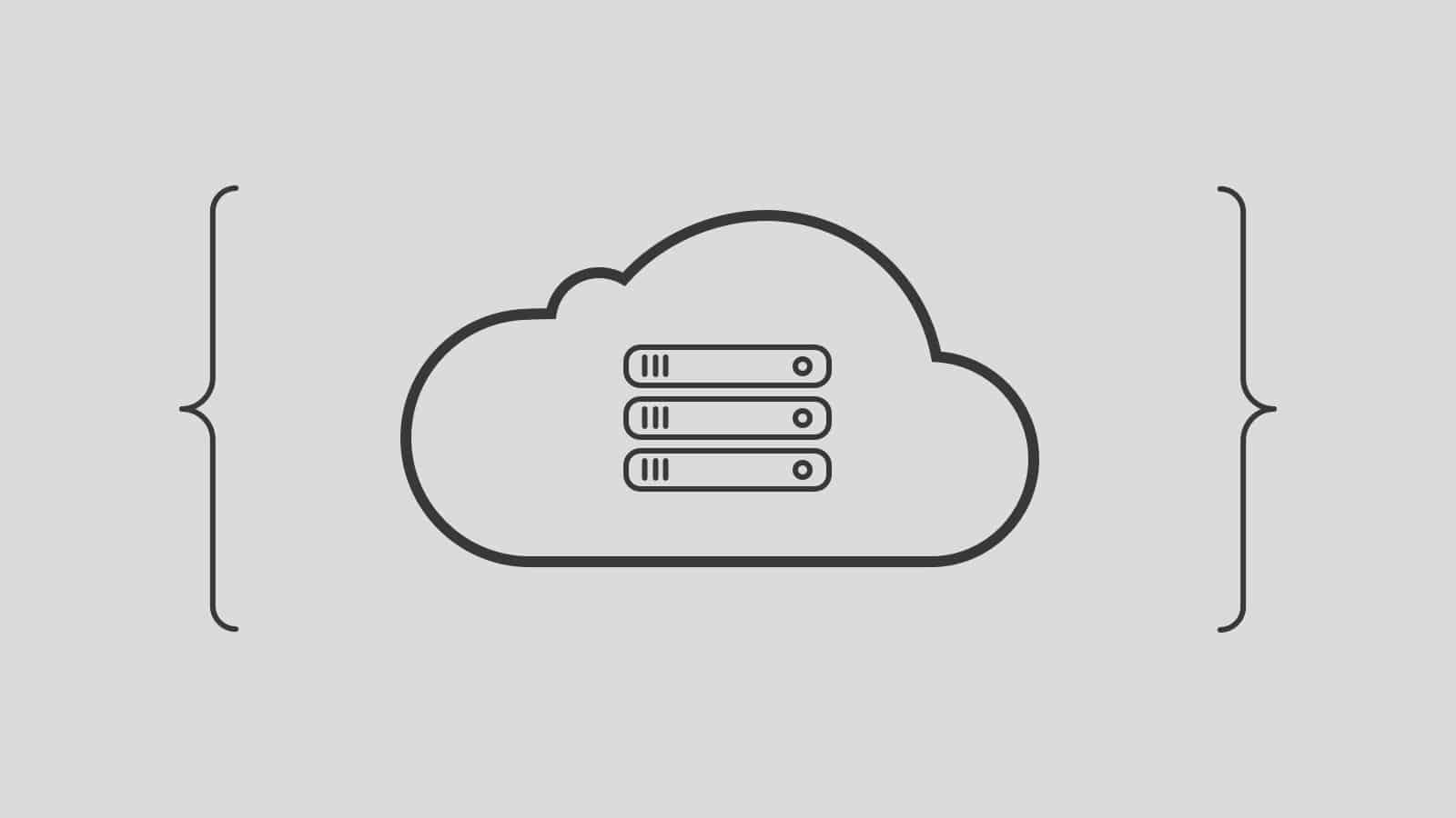Το σύστημα ασφαλείας πρέπει να χρησιμοποιεί cloud server