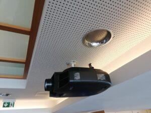 projector οροφής